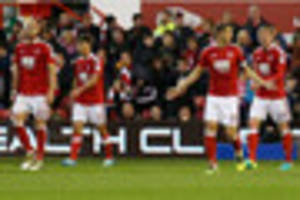 nottingham forest left with mountain to climb as cardiff city...