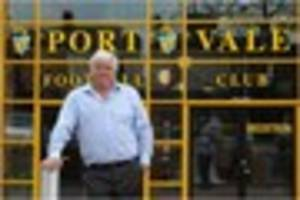 port vale chairman norman smurthwaite says more signings to come