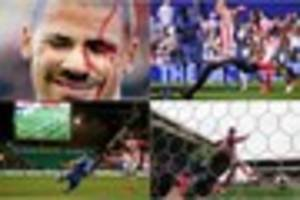 stoke city's first 99 premier league wins in pictures - part four