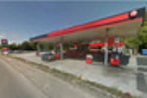 Police investigating 'planned attack' at Texaco petrol station in...