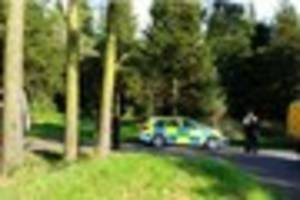 Avon and Somerset Police discover man's body found in Stockhill...