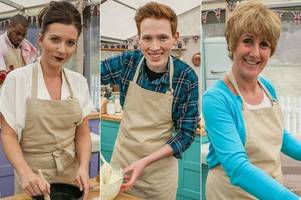 which bake off contestant will rise to the occasion in the final? they reveal their best and worst moments