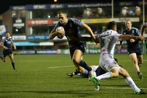 cardiff blues analysis: five things we learned about another european victory for danny wilson's men