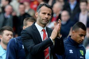 Manchester United legend Ryan Giggs reveals details of unsuccessful Swansea City job interview