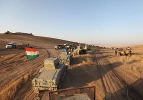 us. defense secretary arrives in baghdad to assess mosul offensive