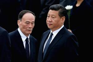 China's Xi Jinping in Ascendency Before Key Party Conference