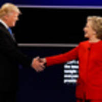 hillary clinton and donald trump 'nice to each other in private', indiscreet archbishop reveals