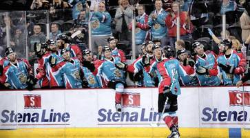 Belfast Giants Defeat Coventry Blaze 4-1 at home