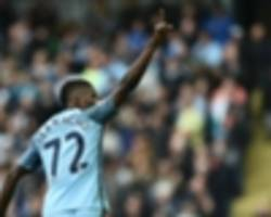manchester city 1-1 southampton: iheanacho rescues point for guardiola's men