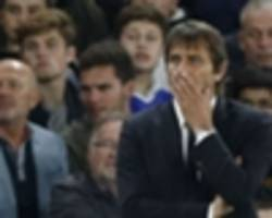 'chelsea to win the premier league? it'll be difficult' - former blues boss ancelotti doubts conte