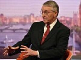 quitting the eu could take so long we will need a transition plan, hilary benn warns