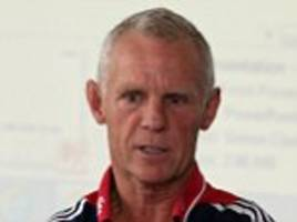 former british cycling technical director shane sutton says he is in the dark over mystery parcel