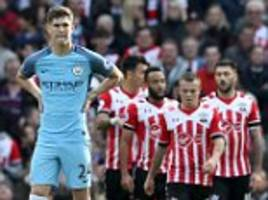 manchester city 1-1 southampton player ratings: john stones has a shocker while virgil van dijk dominates