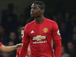 Manchester United legend Phil Neville blasts Paul Pogba and Ander Herrera as 'absolutely scandalous' as Jose Mourinho's side suffer 4-0 meltdown in defeat by Chelsea