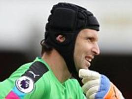 petr cech calls for calm in attack after arsenal are held to middlesbrough draw: 'we could have kept our cool better in the final third'