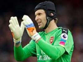 petr cech hailed as 'the best goalkeeper in the premier league' after string of impressive saves helps arsenal earn draw with middlesbrough