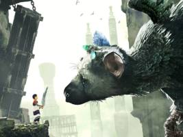 'the last guardian', a game that has been in development since 2007, is finally going to be released