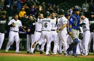 colorado rockies: some world series-themed news and notes