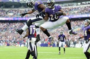 Baltimore Ravens Vs. New York Jets: Bullet Points