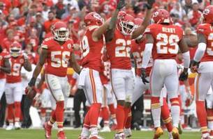 chiefs' secondary faces test sunday