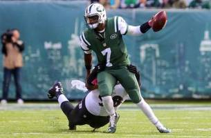 geno smith hurt, ryan fitzpatrick enters the game