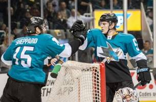san jose sharks prospects update: october edition
