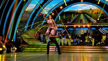 Ed Balls's 'dodgy' Strictly Come Dancing lift
