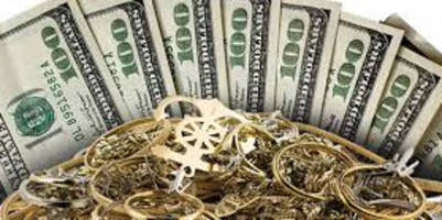 cashless society - is the war on cash set to benefit gold?