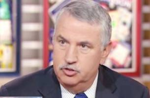 thomas friedman on the gop: 'maybe this party just needs to crash and burn'