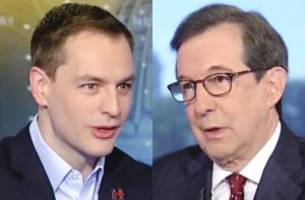 Wallace Challenges Mook on WikiLeaks: Trump Tax Return Was 'Stolen' and You Didn't Care