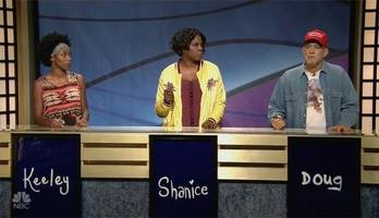 tom hanks plays 'black jeopardy' as donald trump's supporter on 'snl'