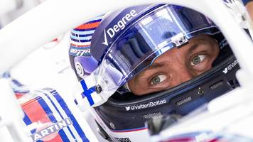 formula 1: valtteri bottas to remain at williams with lance stroll promoted