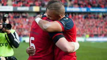 'poignancy & points on a bittersweet day for munster'
