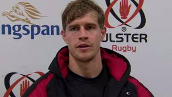 andrew trimble praises ulster fans' tribute to anthony foley