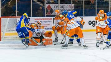 absences cost fife flyers in double defeat by sheffield steelers