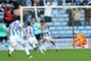 four derby county fans arrested before huddersfield town match