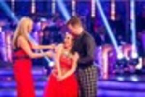 birds of a feather star lesley joseph voted off strictly come...