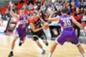 free-scoring leicester riders in class of their own after 92-60...