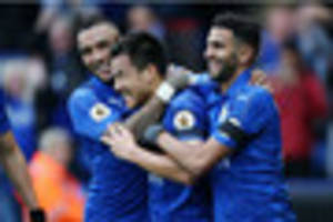 the real leicester city are back, says manager claudio ranieri...