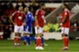 henri lansbury and britt assombalonga penalty disagreement 'not a...