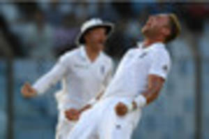 stuart broad helps set up thrilling finale to england's first...