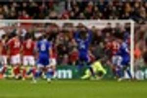 watch the highlights of nottingham forest's 2-1 defeat to cardiff...