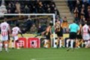 hull city 0, stoke city 2 match comment: this historic win was no...