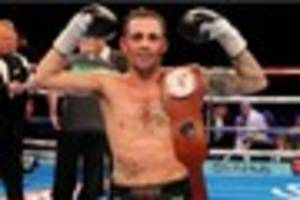 boxer don broadhurst targets selby fight after landing english...