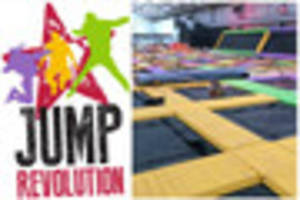 'Exciting and energetic' trampoline centre opening in Grantham