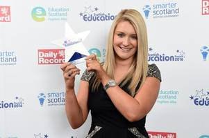 east kilbride teacher nominated for 'british classroom heroes' prize at grand final in london