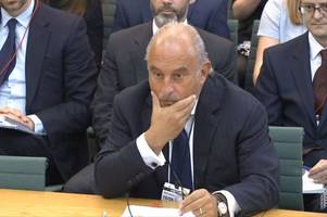Giving Bond villain Philip Green a knighthood is like Typhoid Mary getting an award for services to medicine