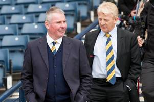 sfa use london head-hunting firm to find brian mcclair's successor as performance director