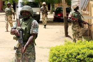 83 Nigerian Soldiers Missing in Boko Haram Attack