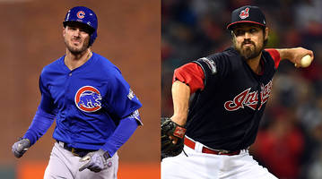 World Series Case For: Cubs, Indians each look to end title drought